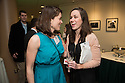 Hannah Foote, left, Elisabeth Anson Class of 2013 dinner.
