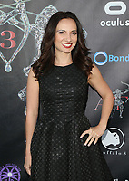 BEVERLY HILLS, CA - April 20: Leila Birch, At Artemis Women in Action Film Festival - Opening Night Gala At The Ahrya Fine Arts Theatre In California on April 20, 2017. Credit: FS/MediaPunch