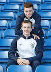 Robbie Crawford and Lewis Macleod