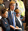 Greater London Assembly Annual Service of Remembrance<br /> at City Hall, The Queen's Walk, London , Great Britain <br /> 11th November 2016 <br /> Stephen Timms and Emily Thornberry watch ceremony <br /> Sadiq Khan&nbsp;<br /> The Mayor of London<br /> <br /> Tony Arbou<br /> Chairman of the London Assembly<br /> <br /> &nbsp;<br /> Those in attendance were:<br /> <br /> Wing Commander Mike Dudgeon OBE,<br /> <br /> Major General Ben Bathurst CBE, <br /> <br /> Sir Ken Knight CBE QFSM FIFireE, <br /> <br />  Air Marshall David Walker,<br /> <br /> <br /> Led by the Sub-Dean of Southwark Cathedral, The Revd Canon Michael Rawson, <br /> <br />  Bishop of London, the Rt Revd and Rt Hon Dr Richard Chartres,<br /> <br /> Transport for London Commissioner Mike Brown, <br /> <br /> Metropolitan Police Deputy Commissioner Craig Mackey <br /> <br />  London Fire Brigade Commissioner Ron Dobson <br /> &nbsp;<br /> Lord Singh CBE,<br /> <br /> Rabbi Miriam Berger, Finchley Reform Synagogue, <br /> <br /> Harun Khan, Muslim Council of Britain <br /> <br /> Dr Deesha Chadha, Hindu Forum of Britain <br /> <br /> Photograph by Elliott Franks <br /> Image licensed to Elliott Franks Photography Services