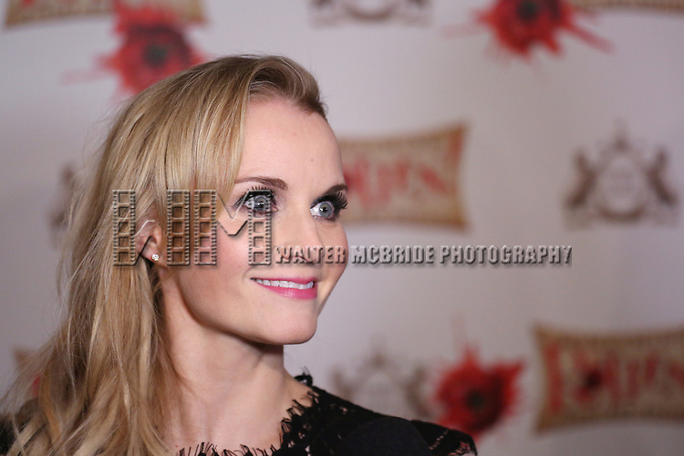 Kate Reinders attends the Broadway Opening Night After Party for 'Something Rotten' at Tavern on the Green on April 22, 2015 in New York City.
