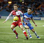 Andy Halliday and Greg Taylor