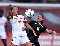 Maryland Women's Soccer vs. Wake Forest, September 22, 2013
