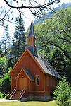 Church in Yosemite Valley