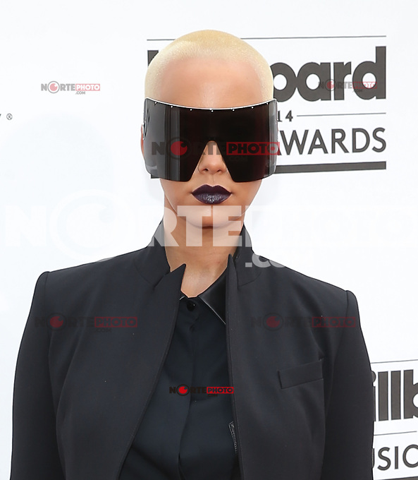 LAS VEGAS, NV - May 18 : Amber Rose pictured at 2014 Billboard Music Awards at MGM Grand in Las Vegas, NV on May 18, 2014. ©EK/Starlitepics