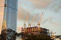 Hudson Yards development in New York on Tuesday, October 25, 2016.  (© Richard B. Levine)