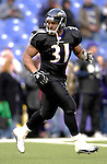 31 December 2006: Baltimore Ravens running back Jamal Lewis warms up prior to a game against the Buffalo Bills at M&amp;T Bank Stadium in Baltimore, Maryland. The Ravens defeated the Bills 19-7. Mandatory Photo Credit: Ed Wolfstein Photo.<br />