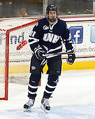 Nick Sorkin (UNH - 21) - The Boston College Eagles and University of New Hampshire Wildcats tied 4-4 on Sunday, February 17, 2013, at Kelley Rink in Conte Forum in Chestnut Hill, Massachusetts.
