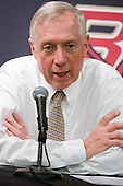 Jerry York (BC - Head Coach) - The Boston College Eagles defeated the visiting University of Maine Black Bears 4-0 on Friday, November 19, 2010, at Conte Forum in Chestnut Hill, Massachusetts.