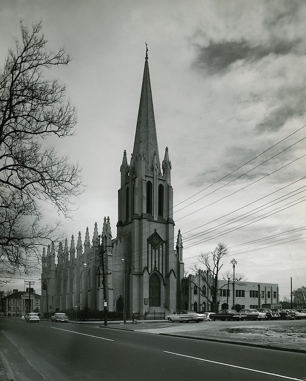 1962 March 03..Historical.Church...Freemason Street Baptist Church..HAYCOX - R. V. Fishbeck.NEG# 62-98-11.NRHA# 963A..