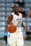 02 November 2016: North Carolina's Jamie Cherry. The University of North Carolina Tar Heels hosted the Carson-Newman University Lady Eagles at Carmichael Arena in Chapel Hill, North Carolina in a 2016-17 NCAA Women's Basketball exhibition game. UNC won the game 96-70.