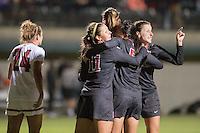 Stanford Soccer W vs Washington State, September 29, 2016