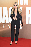 LONDON, UK. October 20, 2016: Tallia Storm at the premiere of &quot;Jack Reacher: Never Go Back&quot; at the Cineworld Empire Leicester Square, London.<br /> Picture: Steve Vas/Featureflash/SilverHub 0208 004 5359/ 07711 972644 Editors@silverhubmedia.com