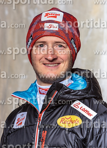 08.10.2016, Olympia Eisstadion, Innsbruck, AUT, OeSV Einkleidung Winterkollektion, Portraits 2016, im Bild Clemens Derganc, Pressebetreuer // during the Outfitting of the Ski Austria Winter Collection and official Portrait Photoshooting at the Olympia Eisstadion in Innsbruck, Austria on 2016/10/08. EXPA Pictures © 2016, PhotoCredit: EXPA/ JFK