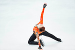 TAIPEI, TAIWAN - JANUARY 22:  Misha Ge of Uzbekistan competes in the Men Short Program event during the Four Continents Figure Skating Championships on January 22, 2014 in Taipei, Taiwan.  Photo by Victor Fraile / Power Sport Images *** Local Caption *** Misha Ge