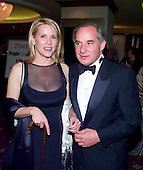 United States Senator Robert G. Torricelli (Democrat of New Jersey) and his companion, Democratic Fundraiser Patricia Duff  attend the White House Correspondent's Dinner at the Washington Hilton Hotel in Washington, D.C. on May 1, 1999..Credit: Ron Sachs / CNP