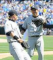 MLB: New York Yankees vs Kansas City Royals