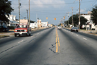 1989 September 03.Conservation.Cottage Line...13TH - 14TH  BAY.LOOKING WEST DOWN EAST OCEAN VIEW AVENUE...NEG#.NRHA#..