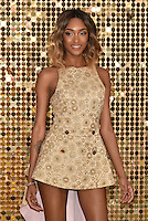 Jourdan Dunn at 'Absolutely Fabulous: The Movie' world film premiere, Odeon cinema, Leicester Square, London, England June 19, 2016.<br /> CAP/PL<br /> &copy;Phil Loftus/Capital Pictures /MediaPunch ***NORTH AND SOUTH AMERICAS ONLY***