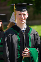 Ryan Smith. Class of 2012 commencement.