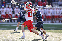 NCAA LACROSSE: Villanova at Maryland