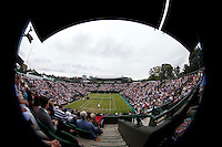 AMBIENCE..Tennis - Grand Slam - The Championships Wimbledon - AELTC - The All England Club - London - TUE June 26th 2012. .© AMN Images, 30, Cleveland Street, London, W1T 4JD.Tel - +44 20 7907 6387.mfrey@advantagemedianet.com.www.amnimages.photoshelter.com.www.advantagemedianet.com.www.tennishead.net