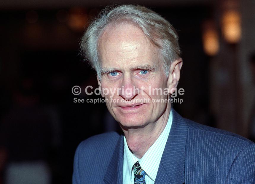 Dr Jeremy Bray, MP, Labour Party, UK, taken annual conference, October - Bray-Jeremy-Dr-19921011JB