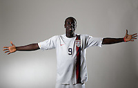 Johann Smith. U20 men's national team portrait photoshoot before the start of the FIFA U-20 World Cup in Canada. June 22, 2007.