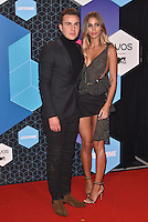 Benjamin (Swedish), Kenza (Danish)<br /> 2016 MTV EMAs in Ahoy Arena, Rotterdam, The Netherlands on November 06, 2016.<br /> CAP/PL<br /> &copy;Phil Loftus/Capital Pictures /MediaPunch ***NORTH AND SOUTH AMERICAS ONLY***