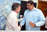 Nicolas Maduro, Visita oficial a Colombia / Official Visit to Colombia. Cartagena, 01-08-2014