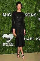 NEW YORK, NY - OCTOBER 17: Hilary Rhoda at the God's Love We Deliver Golden Heart Awards on October 17, 2016 in New York City. Credit: John Palmer/MediaPunch