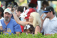 HOT SPRINGS, AR - APRIL 15: Scenery before the Arkansas Derby at Oaklawn Park on April 15, 2017 in Hot Springs, Arkansas. (Photo by Justin Manning/Eclipse Sportswire/Getty Images)