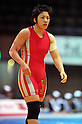 Takako Saito, DECEMBER 21, 2011 - Wrestling : All Japan Wrestling Championship Women's Free Style -59kg Semi Final at 2nd Yoyogi Gymnasium, Tokyo, Japan. (Photo by Jun Tsukida/AFLO SPORT) [0003].