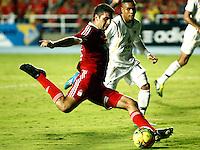 America de Cali V.S. Llaneros FC 27-04-2014