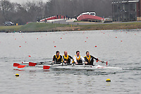 400 ChristchurchRC MasC.4x‐..Marlow Regatta Committee Thames Valley Trial Head. 1900m at Dorney Lake/Eton College Rowing Centre, Dorney, Buckinghamshire. Sunday 29 January 2012. Run over three divisions.