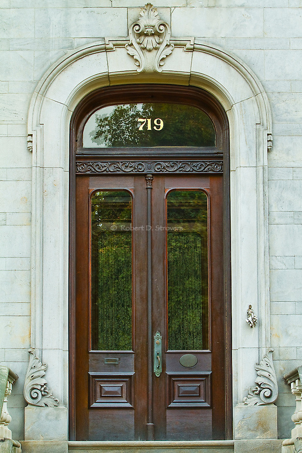 Pittsburgh Neighborhood Doors - Brighton Road, Allegheny West
