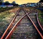 Dividing train tracks