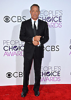 Tom Hanks at the 2017 People's Choice Awards at The Microsoft Theatre, L.A. Live, Los Angeles, USA 18th January  2017<br /> Picture: Paul Smith/Featureflash/SilverHub 0208 004 5359 sales@silverhubmedia.com