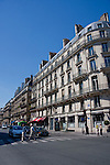 around Place des Victoires Paris France in May 2008