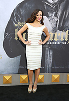 """HOLLYWOOD, CA - May 8: Karina Smirnoff, At Premiere Of Warner Bros. Pictures' """"King Arthur: Legend Of The Sword"""" At The TCL Chinese Theatre In California on May 8, 2017. Credit: FS/MediaPunch"""