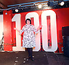 Mayor reveals Amy Lame as UK's first ever Night Czar <br /> <br /> Sadia Khan, the mayor of London has announced that the Night Czar <br /> at the 100 Club, London, Great Britain <br /> 4th November 2016 <br /> <br /> Amy Lame <br /> Night Czar <br /> <br /> <br /> <br /> Photograph by Elliott Franks <br /> Image licensed to Elliott Franks Photography Services