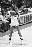 1982: Meg Metzger.