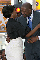 Angela Bassett & Forest Whitaker.Angela Bassett Receives a Star on the Hollywood Walk of Fame.Hollywood Boulevard.Los Angeles, CA.March 20, 2008.©2008 Kathy Hutchins / Hutchins Photo