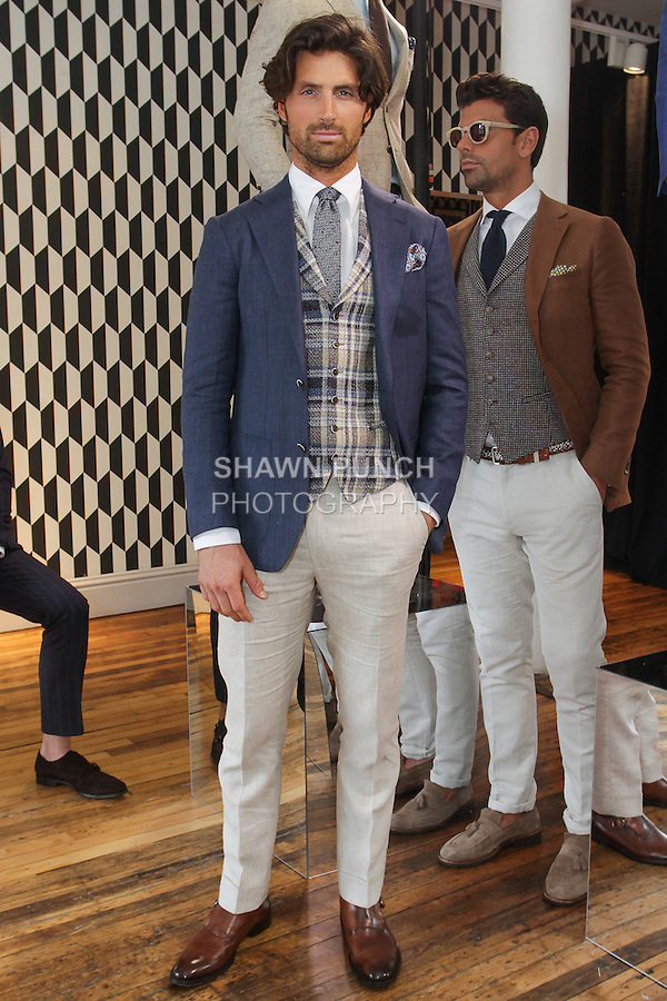 Suit Supply Spring Summer 2016 - Images | Shawn Punch Fashion ...