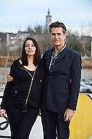 Béatrice Dalle et Rupert Everett à la 30e édition du Festival du Film D'amour - EXCLU - Belgique