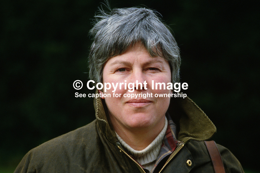 Dinah Browne, regional officer, N Ireland, RSPB, Royal Society for the Protection of Birds, 19850031DB..Copyright Image from Victor Patterson, 54 Dorchester Park, Belfast, UK, BT9 6RJ..Tel: +44 28 9066 1296.Mob: +44 7802 353836.Voicemail +44 20 8816 7153.Skype: victorpattersonbelfast.Email: victorpatterson@mac.com.Email: victorpatterson@ireland.com (back-up)..IMPORTANT: If you wish to use this image or any other of my images please go to www.victorpatterson.com and click on the Terms & Conditions. Then contact me by email or phone with the reference number(s) of the image(s) concerned.