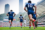 2011 Cathay Pacific / Credit Suisse Hong Kong Sevens - Credit Suisse 7s