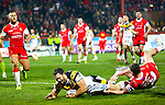 Hull KR v Castleford - 28 Feb 2014