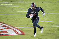 STANFORD, CA - October 8, 2016: Treyjohn Butler at Stanford Stadium. The Washington State Cougars defeated the Cardinal 42-16.