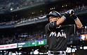 MLB Baseball 2017 : Miami Marlins at Seattle Mariners